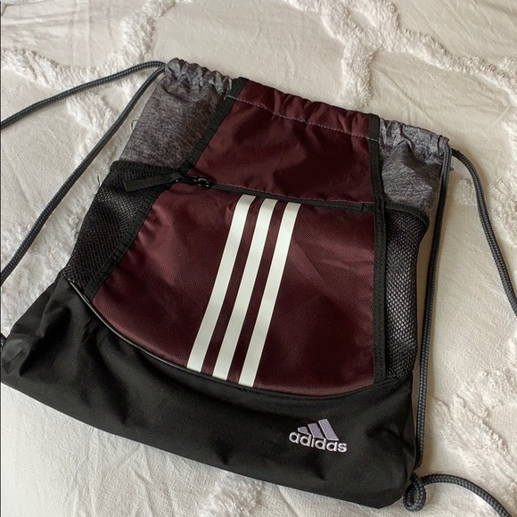 adidas Handbags - Adidas Drawstring Bag